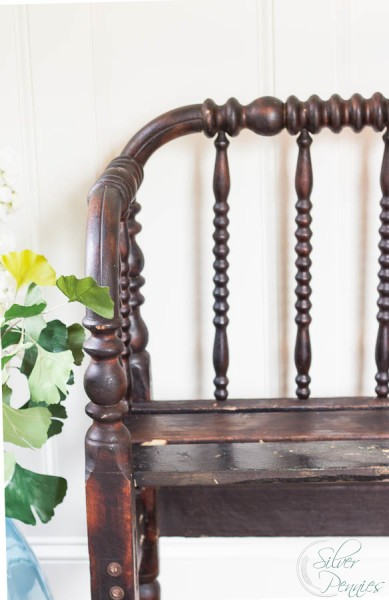 Jenny Lind Bench A pretty addition to the home