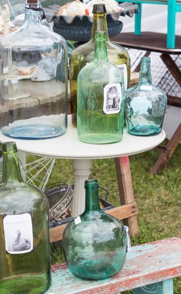 Matthew Mead Pretty Glass Bottles