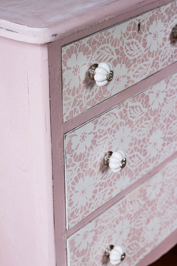 Image result for lace chest of drawers