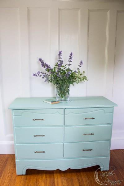 The Ivy Dresser