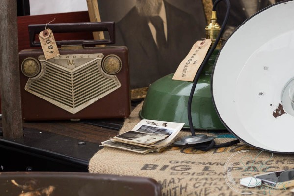 Vintage Finds Dustcovery