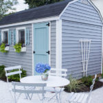 She Shed: DIY Gravel Patio