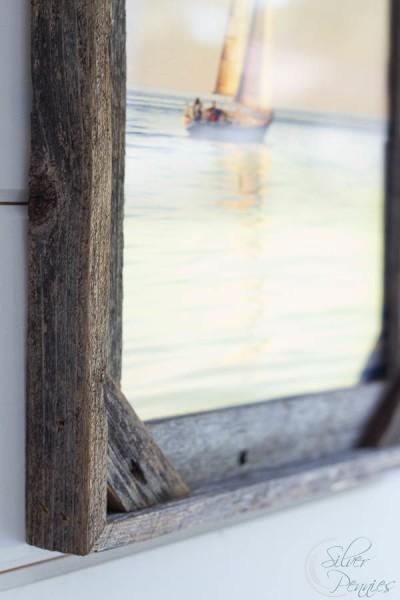Close Up Kjeld Mahoney Image Frame