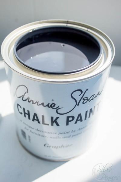 Graphite Chalk Paint