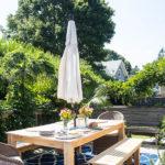 How to Build an Outdoor Cedar Bench