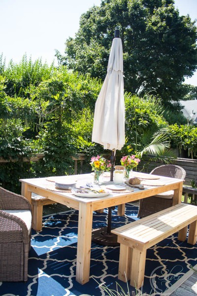 Join us out on the deck for summer entertaining