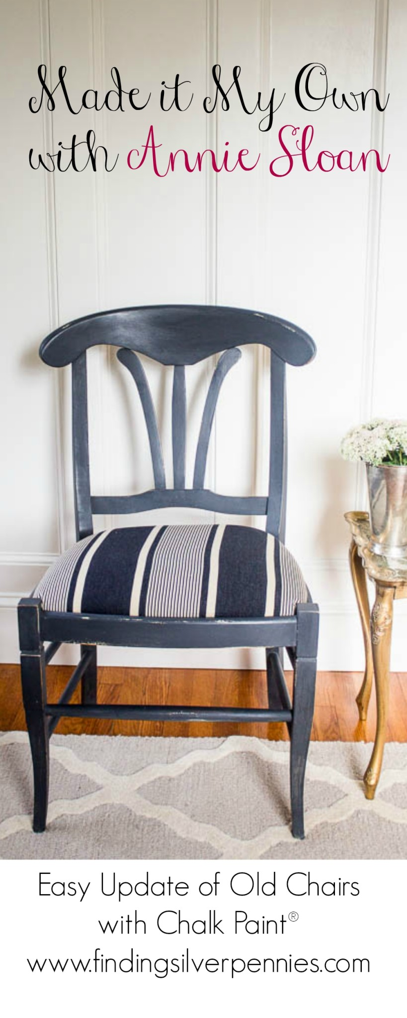 Made It My Own Chairs with Chalk Paint