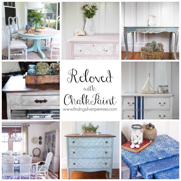 Reloved with Chalk Paint