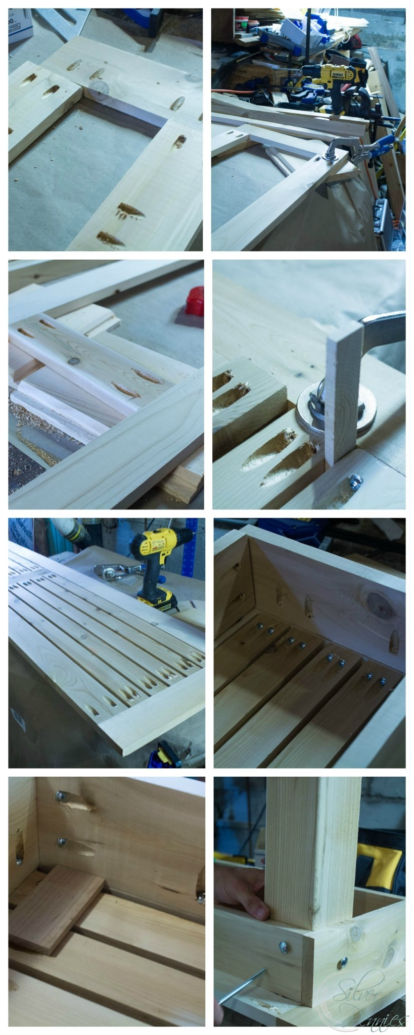 Step by Step Bench