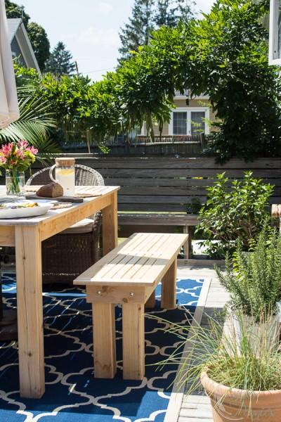 White Cedar Benches