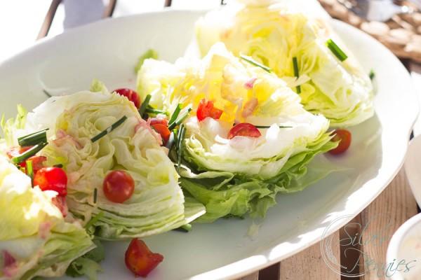 Delicious Wedge Salad