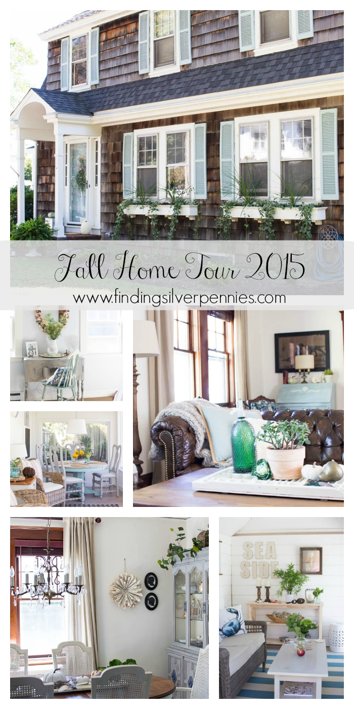 Fall Home Tour 2015 Finding Silver Pennies