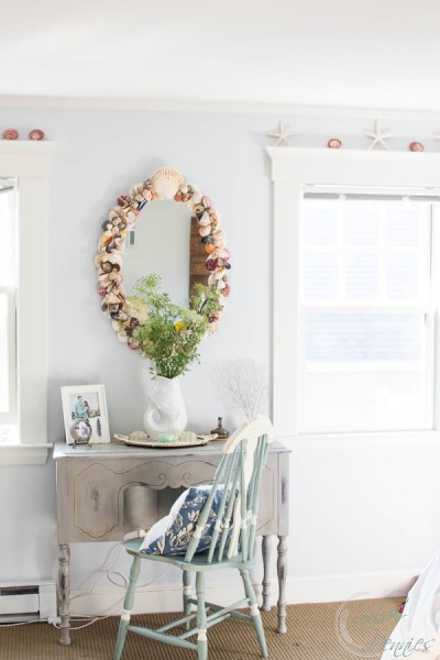 Fall Home Tour Master Finding Silver Pennies Dressing Table