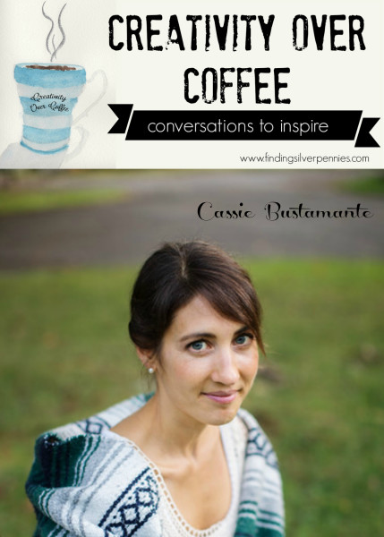 Creativity Over Coffee Cassie Bustamante