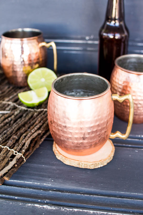 Moscow Mule and Other Cocktails - Finding Silver Pennies
