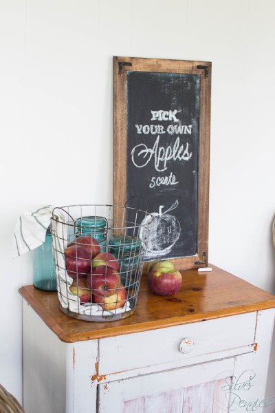 Free Chalk Board Printable