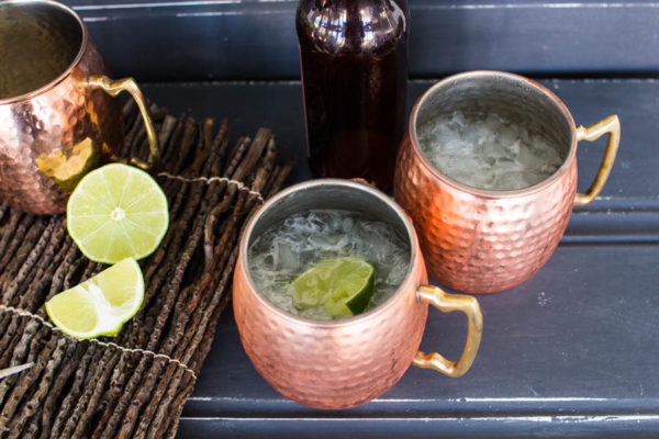 The Best Moscow Mules - Finding Silver Pennies