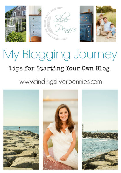 My Blogging Journey Tips for Starting Your Own Blog