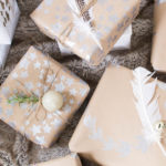 DIY Christmas Wrapping Paper