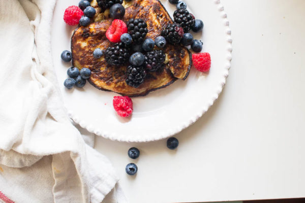 Delicious Paleo Pancakes