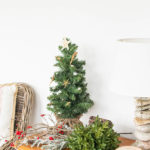 How to Create a Mini Coastal Christmas Tree