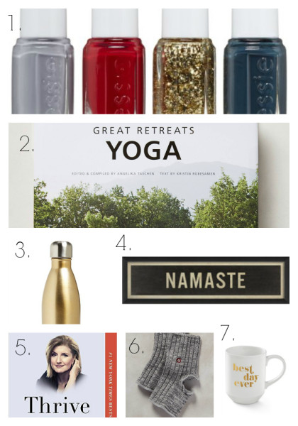 More Great Yoga Gifts