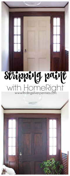 Stripping Paint with HomeRight