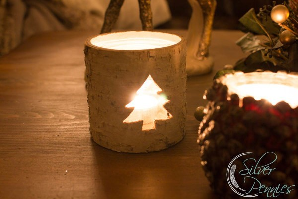 Birch Tea Lights