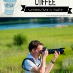 Creativity Over Coffee: Kjeld Mahoney