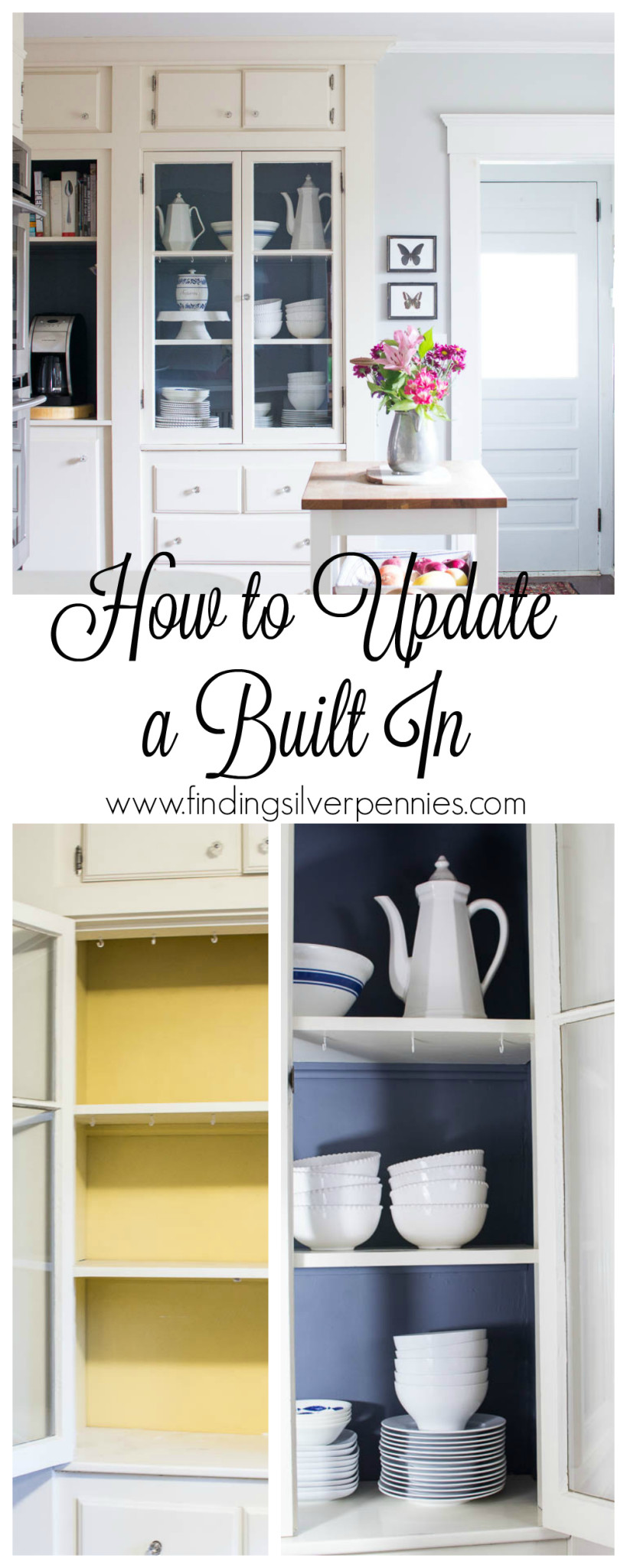 How to Update a Built In