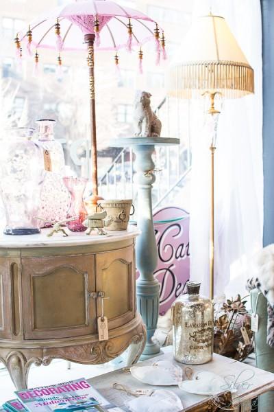 Maison Decor Pop Up Shop - Finding Silver Pennies
