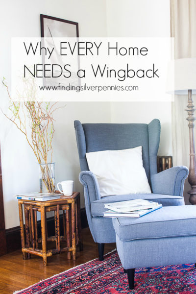 Why Every Home Needs A Wingback Chair