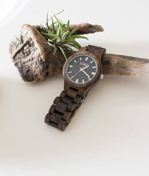 Wood Watches and Coastal Style