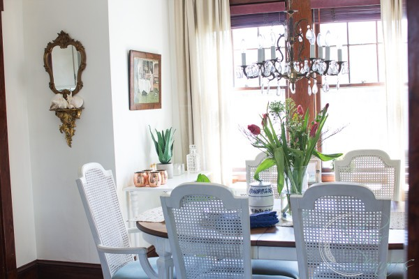 Dining Room Sources for Spring