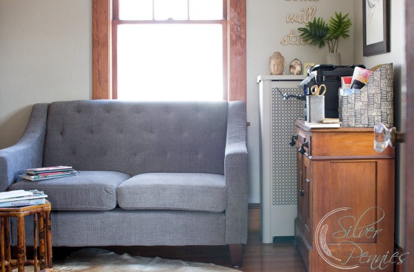New Loveseat In The Office And Weu0027re Loving It.