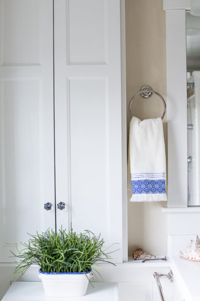 Budget Friendly Ways To Update Your Bathroom Finding Silver Pennies - Update your bathroom on a budget