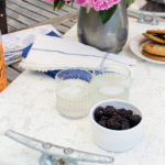 How to Create a Coastal Tray and Painted Finish