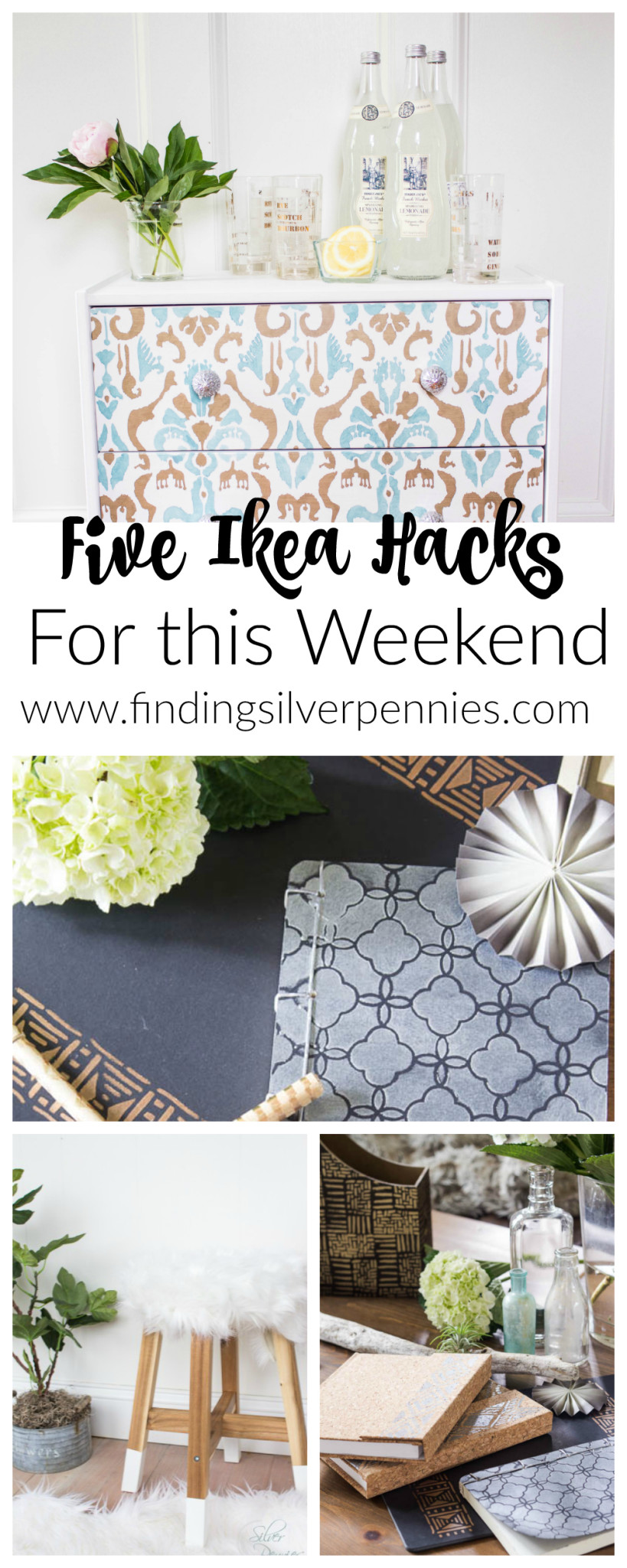 Five Ikea Hacks to Tackle This Weekend