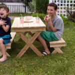 DIY Kids Picnic Set (and a Giveaway)