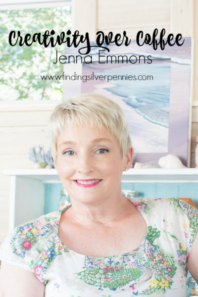 Creativity Over Coffee: Jenna Emmons