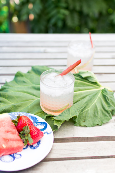 Refreshing Cocktail for summer.