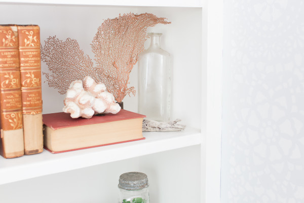 Summer in the Guest Room - how to get this easy breezy look using elements you already have!