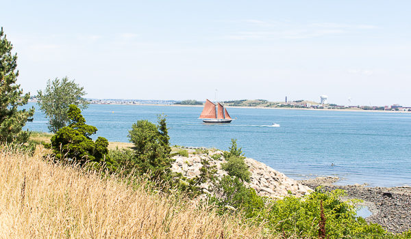 Inspiring Places: Spectacle Island