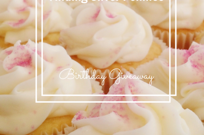 Finding Silver Pennies Birthday Giveaway