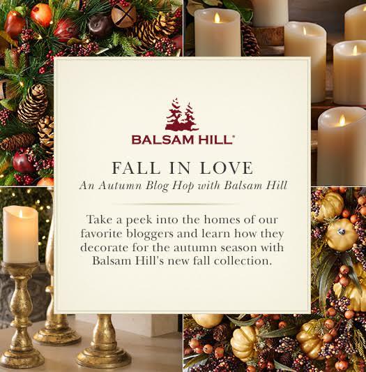 Balsam Hill Fall Tour