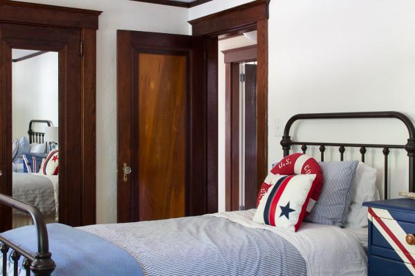 Boys\' Coastal Industrial Bedroom - Finding Silver Pennies