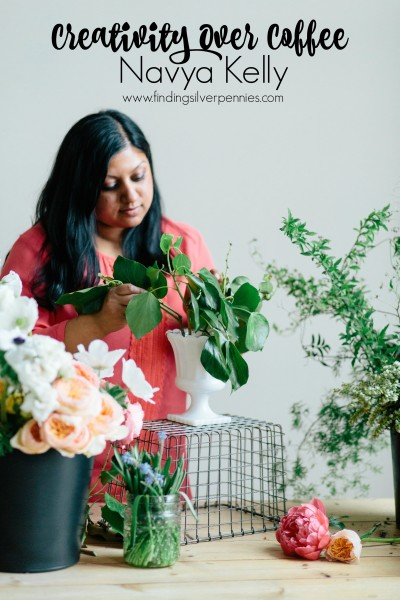 Creativity Over Coffee: Navya Kelly