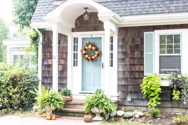 Easy ideas for a welcoming front porch