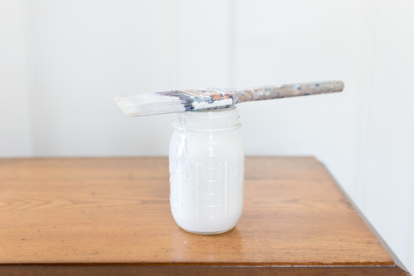 Farmhouse White Milk Paint