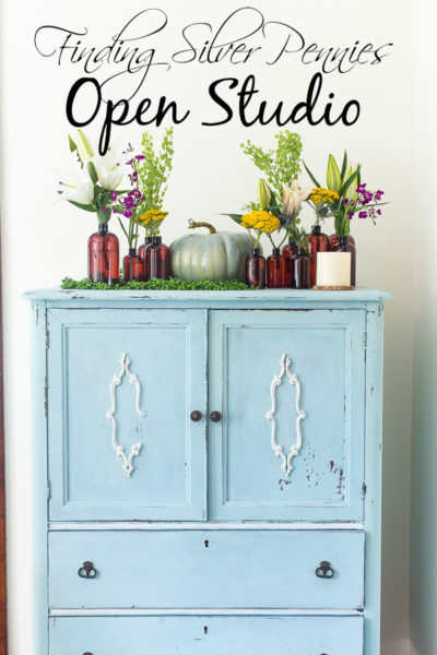 Open Studio, Giant Yard Sale & Painting Together